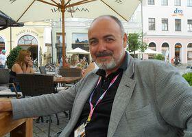 Rafael Maluenda, foto: Daniel Ordóñez
