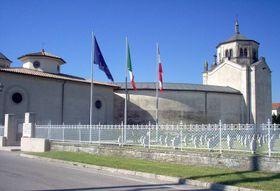 Cimitario Militare Austroungarico, Citadella, Itálie, foto: Ministerstvo obrany ČR