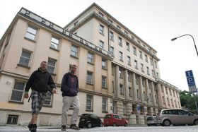 Sídlo Ministerstva práce asociálních věcí ČR, foto: Filip Jandourek / Český rozhlas - Radio Praha