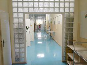 El Departamento de Enfermedades Infecciosas del hospital Motol de Praga, foto: Enrique Molina