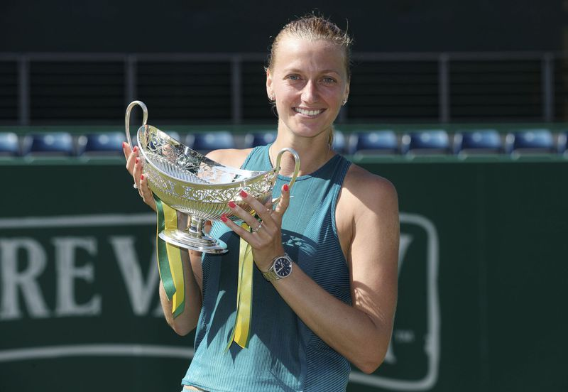 Petra Kvitová, foto: ČTK/David Davies/PA via AP