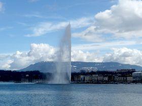 Genève, photo: Milena Štráfeldová