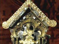 Reliquienschrein des Heiligen Maurus