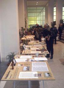"""Ausstellung """"Unter einem Dach"""" (Foto: Markéta Kachlíková)"""