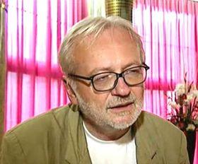 Rostislav Švácha, photo: ČT