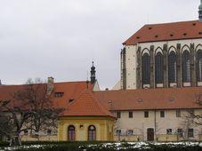 Iglesia de Nuestra Señora de las Nieves, el jardín franciscano, foto: Tereza Kalkusová