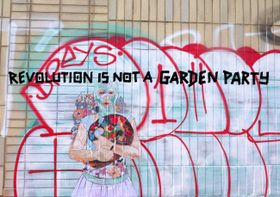Revolution is not a Garden Party, photo: Toy Box