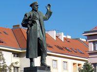 La statue du maréchal Koniev, photo: ŠJů, CC BY-SA 3.0