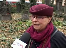 Gabriela Kalinová, photo: TVP5
