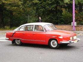 Tatra 603, photo: Snek01 / CC BY-SA 2.5