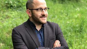 Daniel Prokop, foto: Lenka Kabrhelová / ČRo