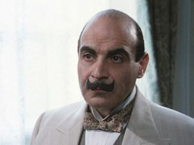 David Suchet has starred as Hercule Poirot
