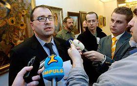 Michal Pohanka (Foto: CTK)