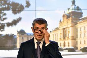 Andrej Babiš, photo: ČTK