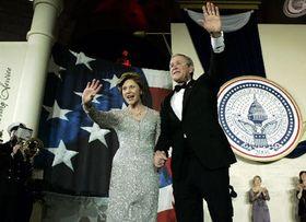 George y Laura Bush (Foto: CTK)