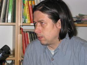Historiador Ladislav Jouza