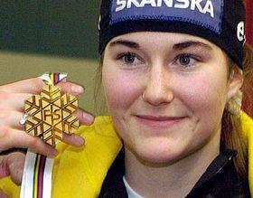 Sarka Zahrobska, photo: CTK