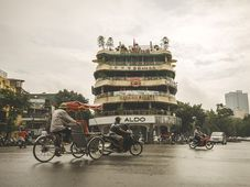 Hanoi, photo: CC0 Public Domain