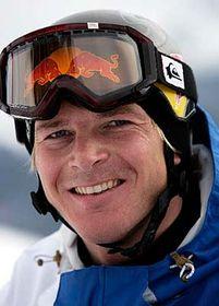 Český snowboardista Martin Černík, foto: ČTK