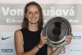 Маркета Вондроушова, фото: ЧТК/Демл Ондрржей