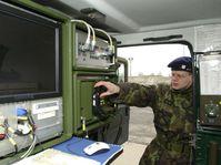 Věra detection system, photo: CTK