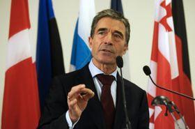 Anders Fogh Rasmussen (Foto: ČTK)