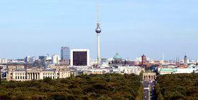 Berlin, photo: Casp, CC 3.0 license