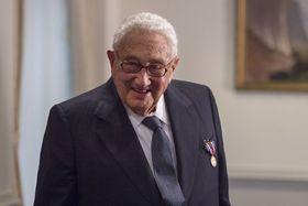 Henry Kissinger, photo: CC0 Public domain