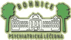 Escudo de la Clínica siquiátrica de Bohnice, la más conocida en la RCh