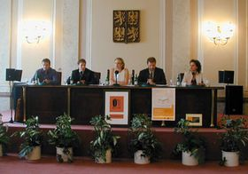 Пресс-конференция, посвященная проблемам дискриминации (Фото: Анна Полакова)