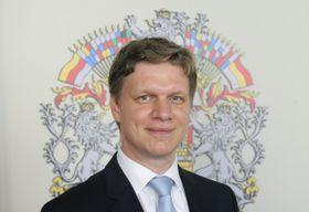 Tomáš Hudeček, photo: CTK