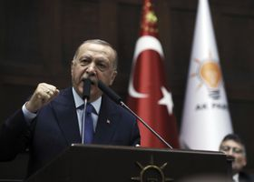 Recep Tayyip Erdogan, foto: ČTK/AP/Lefteris Pitarakis