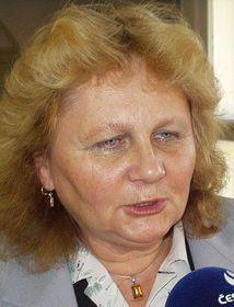 Jitka Rychtaříková, photo: archive of Radio Prague