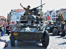 Празднование Дня Победы в Пльзене, Фото: ЧТК