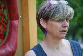 Kateřina Denemarková, photo: archive of Proměny Foundation