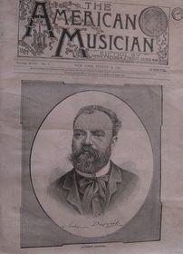 US-Zeitschrift über Antonín Dvořák