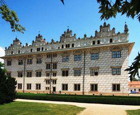 Château de Litomyšl, photo: Sokoljan, CC BY-SA 3.0 Unported