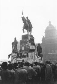 Wenzelsplatz (Foto: Archiv von Katrin Bock)