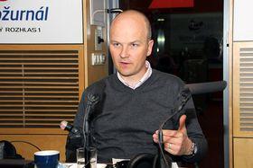 Marek Štys (Foto: Šárka Ševčíková, Archiv des Tschechischen Rundfunks)