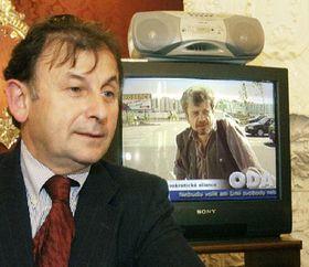 Michael Zantovsky, Foto: CTK