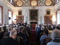 Feierliches Treffen im Benediktinerkloster in Prag-Břevnov (Foto: Martina Schneibergová)