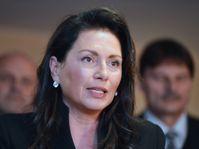 Jana Bobošíková, foto: ČTK