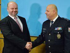 Martin Pecina (a la izquierda) y Petr Lessy, foto: ČTK
