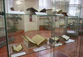 Relativ viele Exemplare der ursprünglichen Kralitzer Bibel sind bis heute erhalten geblieben (Foto: Archiv der Nationalbibliothek)