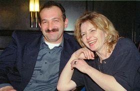 Ibragim Zjazikov y Petra Prochazkova, foto: CTK