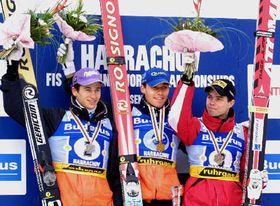 Vainqueurs du Championnat du monde de vol à ski, photo: CTK