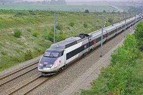 TGV-Zug (Foto: Erich Westendarp, Pixabay / CC0)