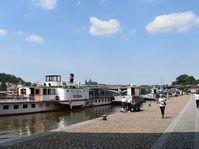 Vltava steamboat, photo: Ondřej Tomšů