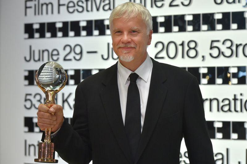 Tim Robbins, foto: ČTK / Slavomír Kubeš