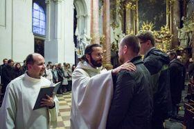 Petr Vacík et Martin Staněk, photo: Vladimír Dušek / Akademická farnost Praha